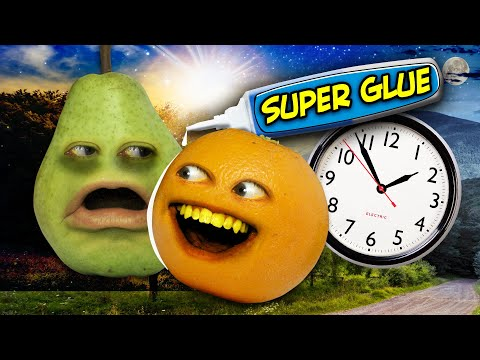 Annoying Orange - 24 Hour Challenge!