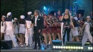 Rod Stewart-Olympic Torch-Rhythm Of My Heart-Sailing
