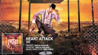 Geeta zaildar: Heart Attack Full Song (Audio) | Album: 302