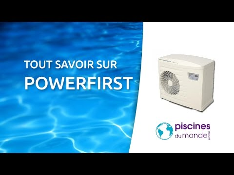 pompe a chaleur piscine powerfirst zodiac pool care. Black Bedroom Furniture Sets. Home Design Ideas