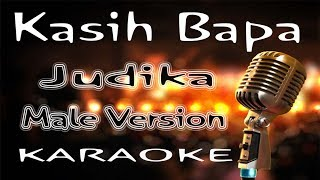Judika - Kasih Bapa - Male Version ( KARAOKE HQ Audio )