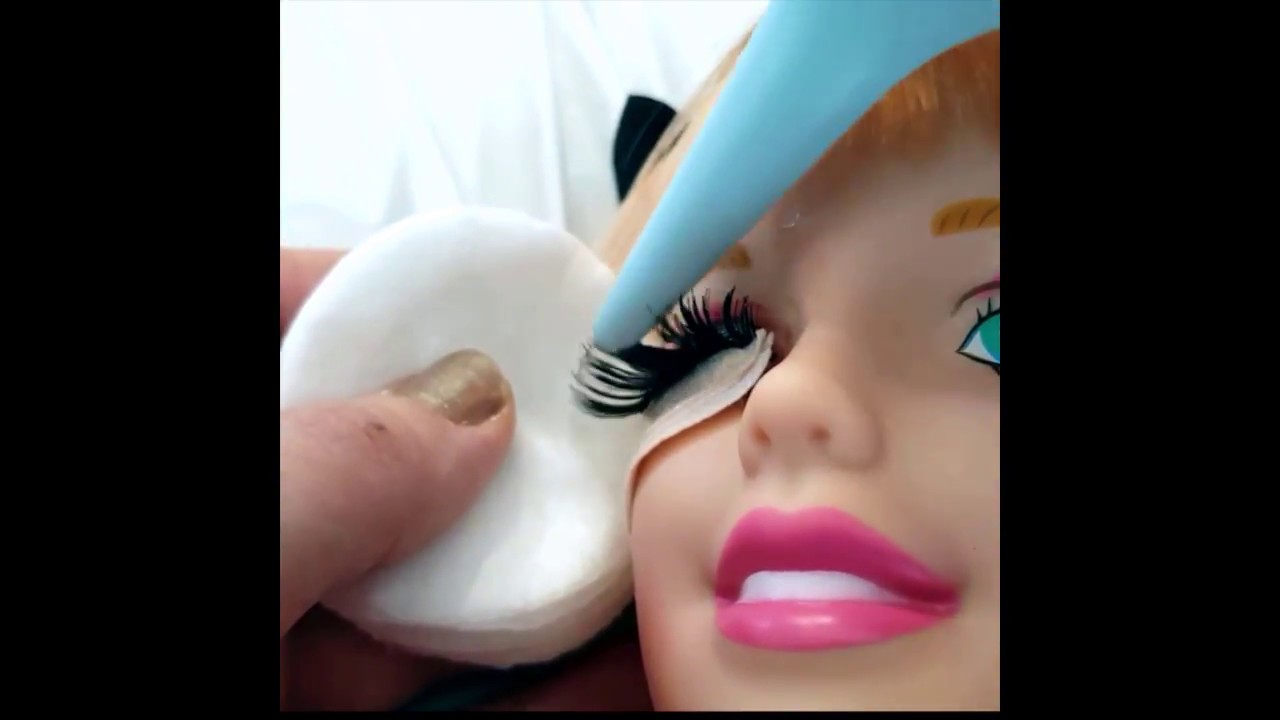 609d97e2e65 Lash Shampoo - Eyelash Extension Cleanser - YouTube