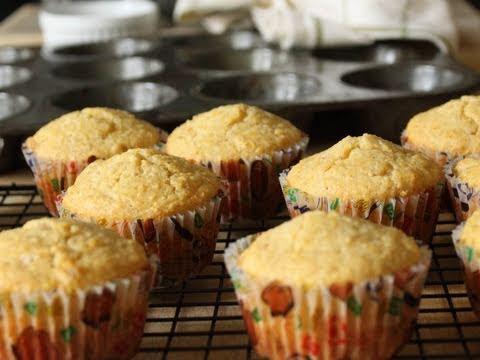 Brown Butter Pineapple Corn Muffins Recipe -  Tasty Corn Muffins