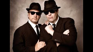 Live in concert: dan aykroyd & jim belushi - the real and original blues brothers, as movie: brothers rocked house with an amazing per...