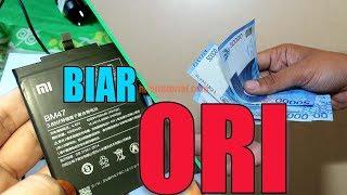 3 Cara Membeli Baterai Xiaomi Original Khusus Pemula: No 1 dan 2 Paling Tepercaya!.