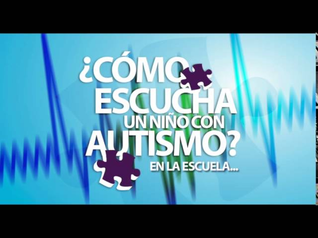 Descubre Cómo Escucha Un Niño Con Autismo En La Escuela Youtube