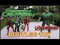 GREEN LANTERN - AVENGERS Bootleg Toy | FIGHTERS SUPER WARRIOR - WARRIOR HEROES