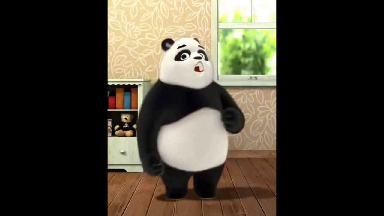 Fat Kung Fu Panda Singing His Heart Out Fab Fv Youtube