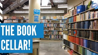 Welcome to the Book Cellar!