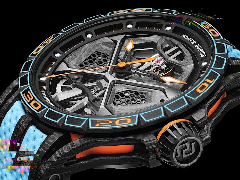Excalibur Huracán STO by Roger Dubuis