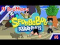 4 Brothers Jadi Spongebob and Friends - Minecraft Animation Indonesia #7