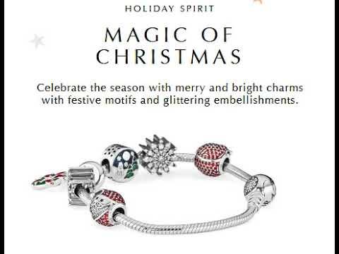 4c22bb089 Pandora Jewelry Stores in Knoxville - Magic Of Christmas Pandora Bracelet