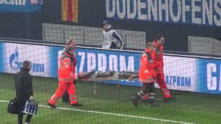 12.03.2013 Schalke - Galatasaray ikinci devre