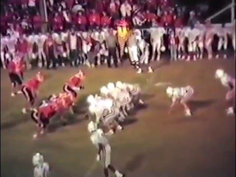 1989 Spiro Bulldogs at Stilwell Indians Football