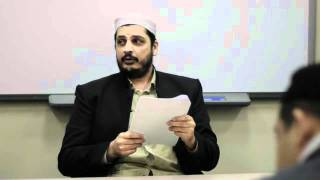 Jihad in Islam with Shaykh Ridhwan Saleem
