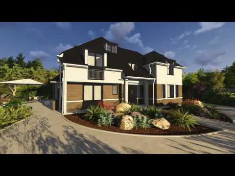 Woodlands Plot CGI Video