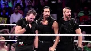 "WWE: The Shield ""Friends Never Say Goodbye"""