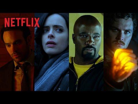 The Defenders de Marvel | Tráiler oficial V.O.S.E | HD
