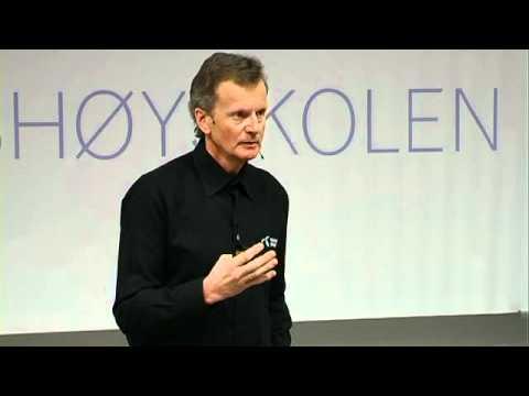 Rektor inviterer | Jon Fredrik Baksaas - Telenor