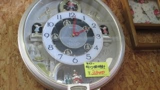 まちかど館からくり時計(SEIKO チャーミングベル) thumbnail