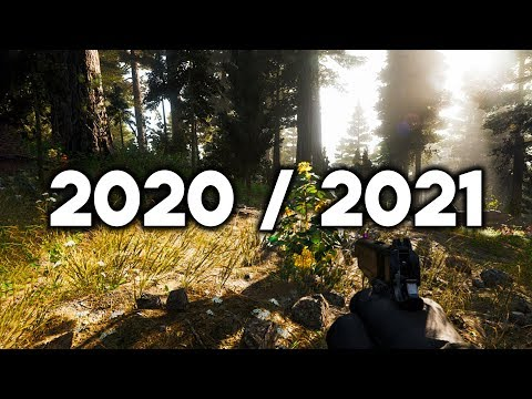 Top 10 NEW FIRST PERSON Upcoming Games of 2020 & 2021 | PC,PS4,XBOX ONE (4K 60FPS)