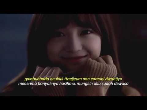 SUB INDO | SEJEONG _ Flower Road (꽃길) Lirik Terjemahan Indonesia