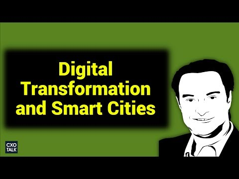 Smart Cities and Digital Transformation, with Jonathan Reichantal, CIO, City of Palo Alto (#245 )