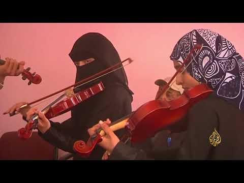 هذا الصباح- رغم أجواء الحرب.. أوركسترا شبابية في صنعاء  - نشر قبل 2 ساعة
