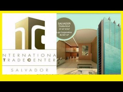 ITC  International Trade Center   Salvador   Moura Dubeux   Salas e Espaços Corporativos