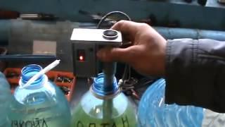 Проверяем октановое число бензина