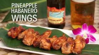 Hawaiian Foods Week Recipe: Habanero Pineapple Wings