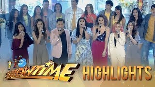 It's Showtime: Regine Velasquez gets emotional