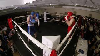 White Collar Boxing, Carlilse, White Collar Heroes, Fight 2