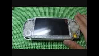 How to Disassemble the PSP 2000