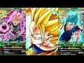 BEST SUMMONS YET PT 2 SINGLE AND MULTI Dragon Ball Z Dokkan Battle JP