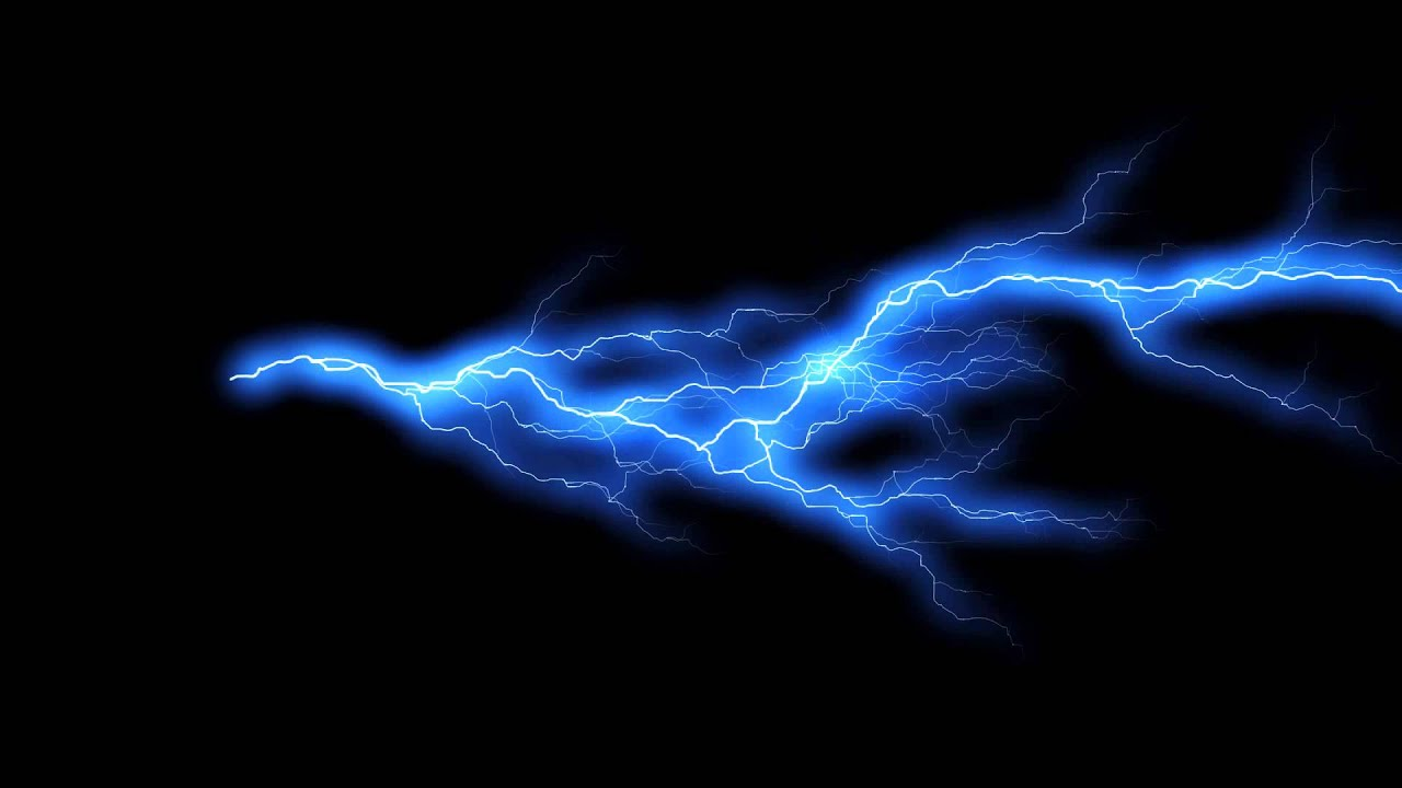 Force Lightning Animation 2 FREE FOOTAGE HD YouTube