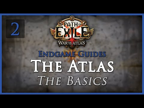 Path of Exile: The Atlas Guide [Part 2] - The Basics