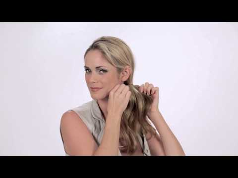 How-to: Clip-In Pony | Christie Brinkley Collection By Hair2wear