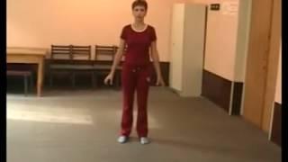 Упр.1 ЛФК для плечевого сустава