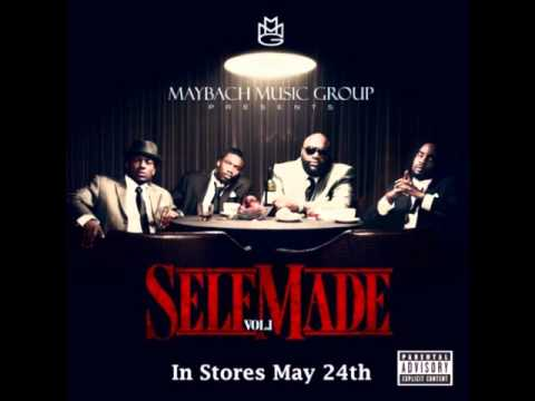 Meek Mill ft Rick Ross  Tupac Back MMG Presents: Self Made, Vol 1
