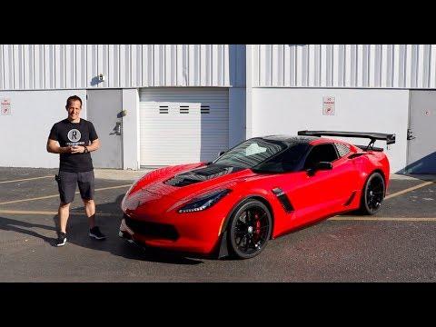Is the Callaway SC Z BETTER than a  Corvette ZR?