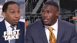 'I'm very valuable to a team'- 2019 NFL draft prospect Devin White | First Take
