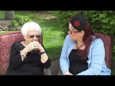Chatting with Jenny:  Vintage Now and Then