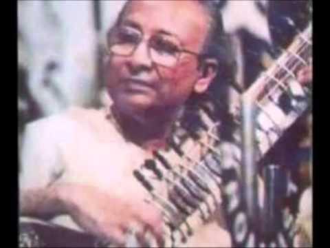 Raag Gunji Kanada Alap by Pandit Nikhil Banerjee - All India Radio Kolkata