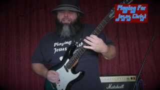 Uptown Blues Backing Track - Willy Booger Lead Guitar