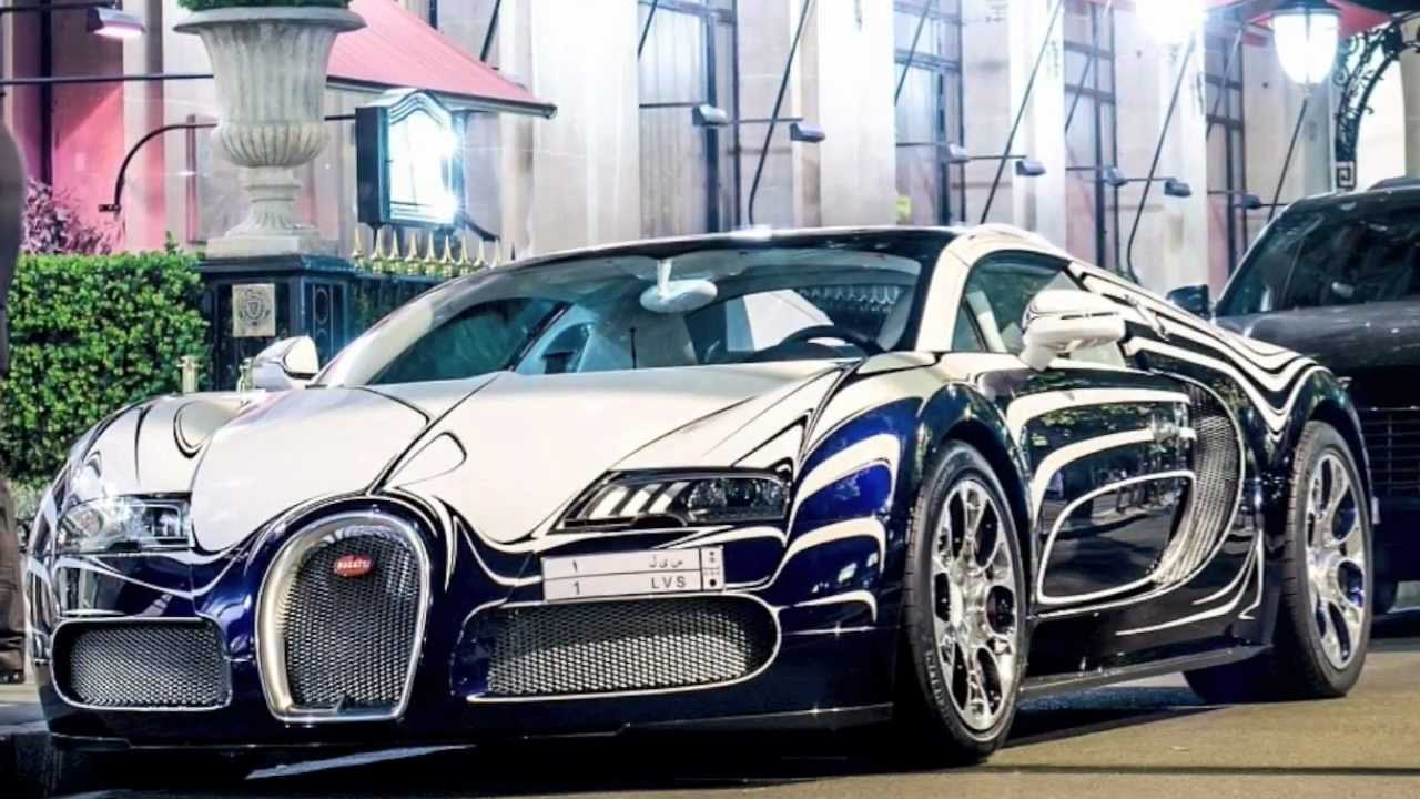 1.6m bugatti veyron supercar made of porcelain 720p - youtube