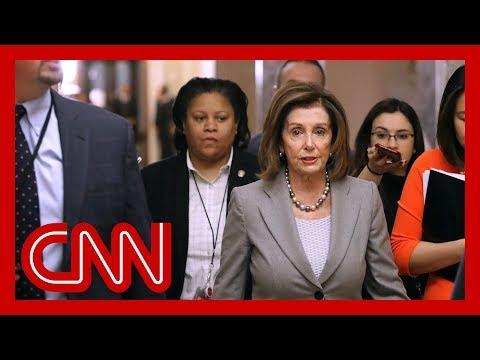 Nancy Pelosi plans to send impeachment articles to Senate next week