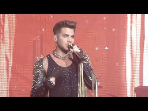 Killer Queen & Somebody to Love - Las Vegas 5 July'14