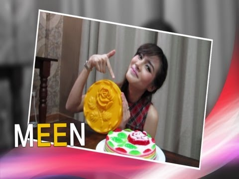 DIY : เค้กวุ้น (Jelly Cake) by มีน Miss Gossip Girls 2009
