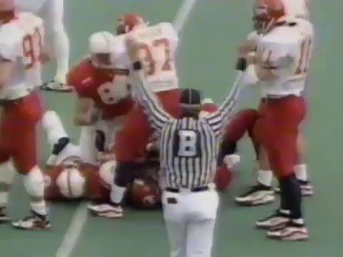 1997 Nov 15 - Iowa St vs Nebraska